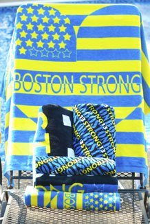 Hilaire Boston Strong Towels