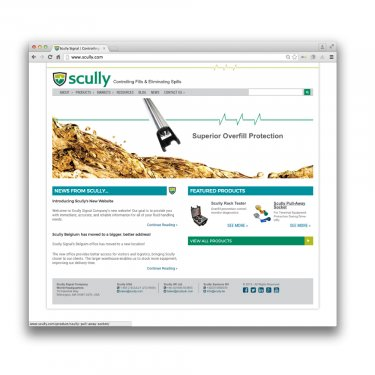 Scully Web Site